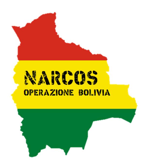 Narcos Operazione Bolivia